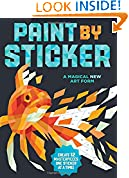 #10: Paint by Sticker: Create 12 Masterpieces One Sticker at a Time!