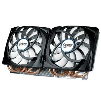 Arctic Cooling Accelero Twin Turbo 690 - Ventilador de PC (Enfriador, Tarjeta de video