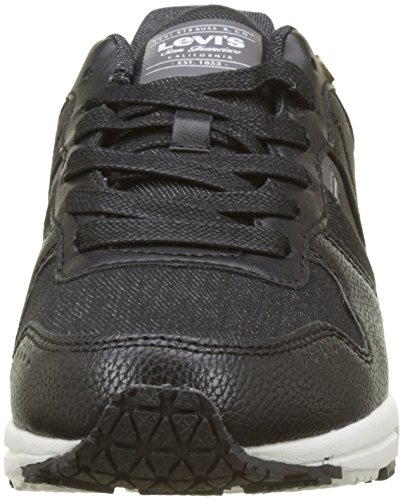 Levi's Nero Uomo Black Sneaker Baylor HqHwT7Zp