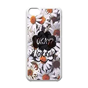 2014 New & Fashion Star The Fault in Our Stars Okay?okay. for iphone 5c case cover ART104371
