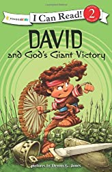 David and God's Giant Victory (I Can Read!/Dennis Jones Series)