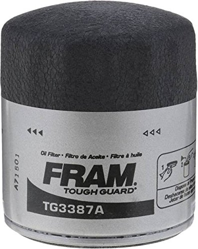 FRAM TG3387A-1 Tough Guard Passenger Car Spin-On Oil Filter