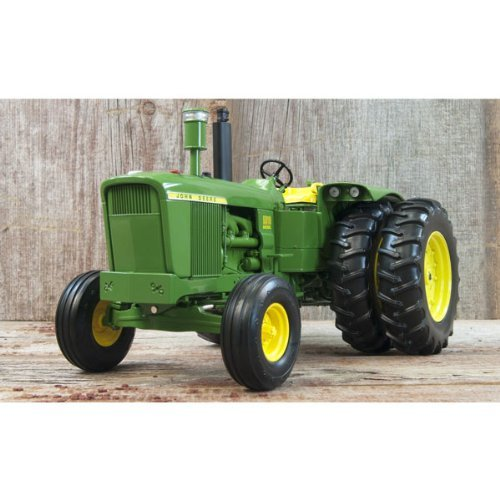 (TOMY 1/16th 50th Anniversary Collector Edition John Deere 5010 with Duals )