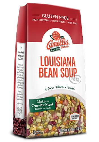 Camellia Brand - Louisiana Bean Soup Mix (Barley Soup Mix)