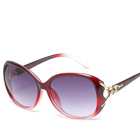 BiuTeFang Gafas de Sol Mujer Hombre Polarizadas Europea y ...