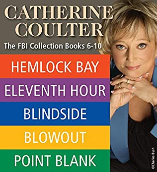 book cover of The FBI Thrillers Collection Books 6-10