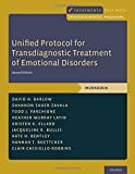 img - for Unified Protocol for Transdiagnostic Treatment of Emotional Disorders: Workbook (Treatments That Work) book / textbook / text book