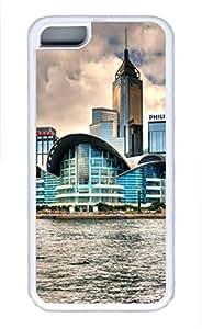 iPhone 5c case, Cute Hongkong iPhone 5c Cover, iPhone 5c Cases, Soft Whtie iPhone 5c Covers