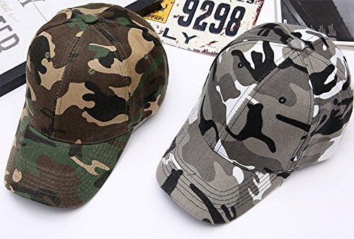 Capuchon Plein Outpro Casquette Couleur Unisexe A Camouflage De Air En Sport Baseball 7wwHqU1nT