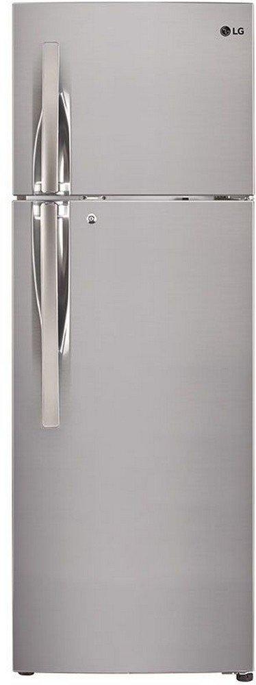 LG GL-T302RPZN 284L 4S Double Door Refrigerat..