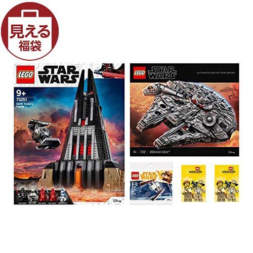 [해외]【 Cyber Monday 기념 발매 】 레고 (LEGO) 스타워즈 다스 · 베이더 성곽 프리미엄 세트 / [Cyber Monday Commemorative release] Lego (LEGO) Star Wars Darth Vader Castle Premium set
