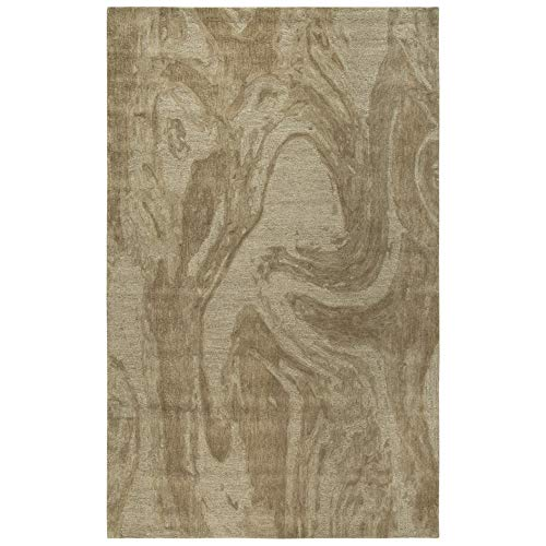 Fifth Avenue Rug - Rizzy Home FTHFA120B00120113 Fifth Avenue Hand Tufted Area Rug 10' x 13' Brown