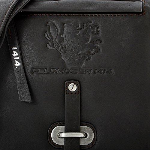 Feldmoser 1414 Dorian bolso bandolera piel 21 cm