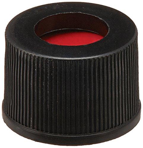 - JG Finneran 806070-10 Preassembled Screw Threaded Black Closure and 0.060