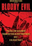 Bloody Evil: International Collection (This Hollow Sacrament / Frankenstein's Bloody Nightmare / Ichi-1 / Evil Dead Drap 2) by Youko Nakagima