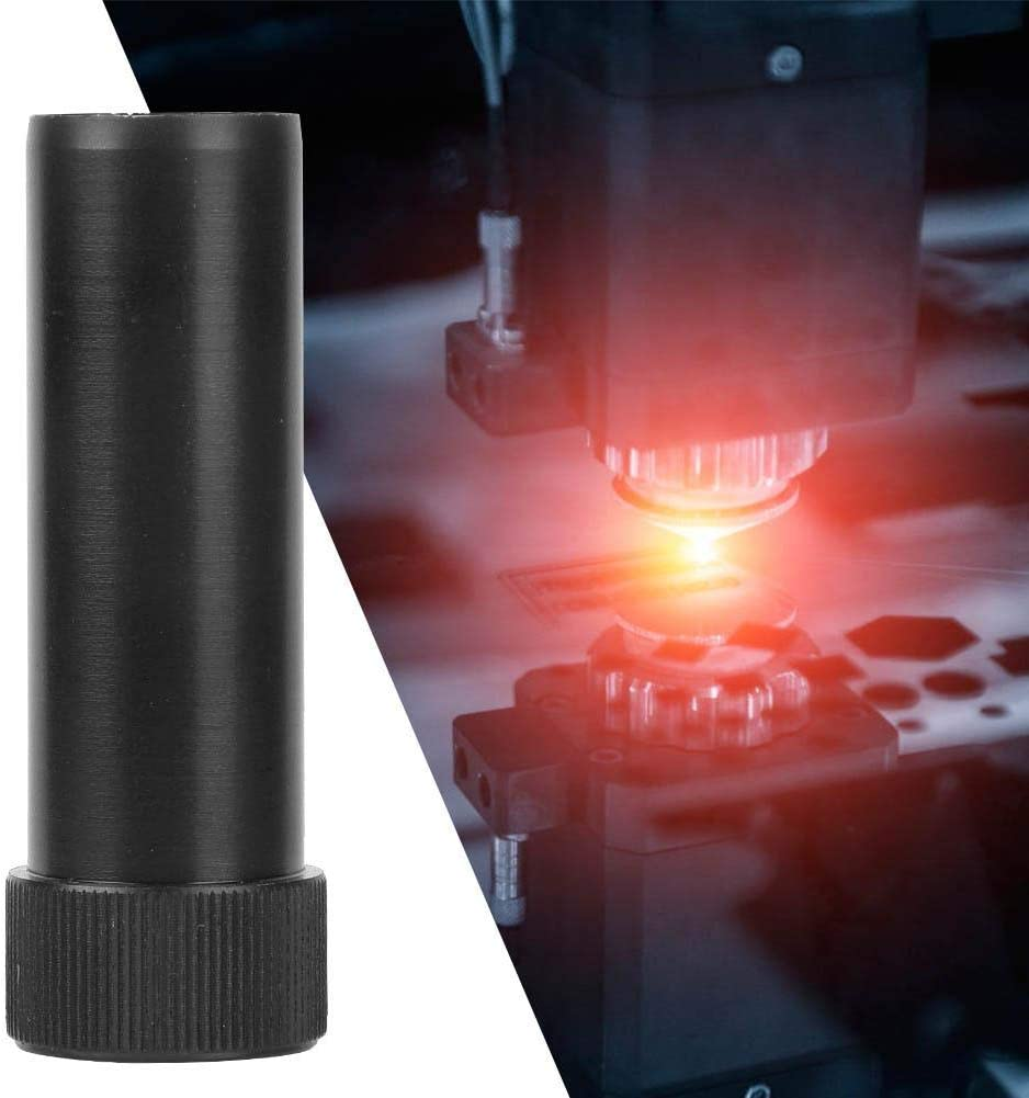 Jadpes Focusing Lens 1Pc Focusing CO2 Lens Tube Engraving Machines Accessories for LED Spotlights Car Lights Flashlights Projection 63.5mm