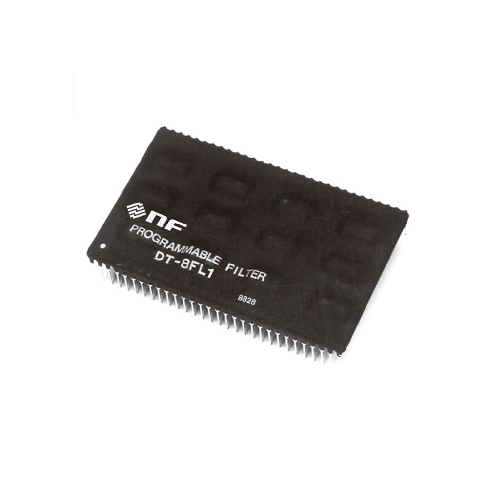 NF Corp. Programmable Filter 20Hz to 20kHz, DT-8FL1 by NF