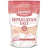 Sherpa Pink Gourmet Himalayan Salt, 2 lbs. Fine Grain. Incredible Taste. Rich in Nutrients and Minerals To Improve Your Health. Add To Your Cart Today.