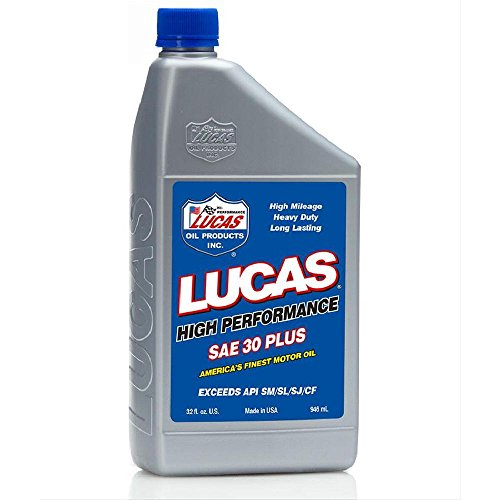 (Lucas Oil 10053-6PK 30W Motor Oil, (Case of 6))