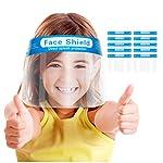 Schutzvisier-fr-Kinder-Cartoon-Schutzmaske-fr-Kinder-Klare-Sicht-mit-Gummiband-Transparenter-Verstellbarer-und-Leichter-Gesichtsschutz-Gesichtsschild-fr-Jungen-und-Mdchen-10stck