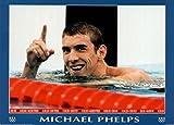 Michael Phelps World Record Olympics Mini Poster 13 x 18in