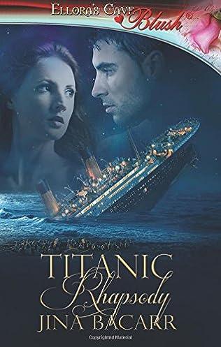 book cover of Titanic Rhapsody