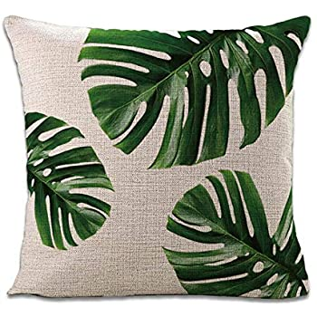 Amazon.com: Moslion - Funda de almohada para sofá o cama ...