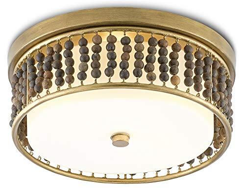 Currey & Company Lighting Ferber Flush Mount