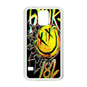 Blink-182 Rock band Hard Plastic phone Case Cover For Samsung Galaxy S5 ZDI121195