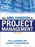 img - for The AMA Handbook of Project Management (Agency/Distributed) book / textbook / text book