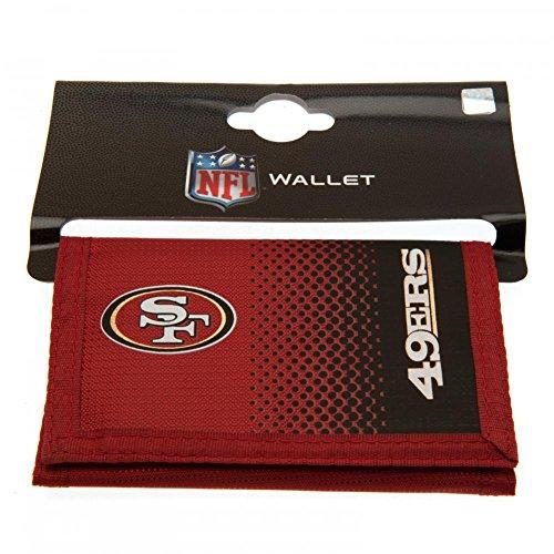 San Francisco 49ers Geldbörse Geldtasche Portemonnaie Geldbeutel