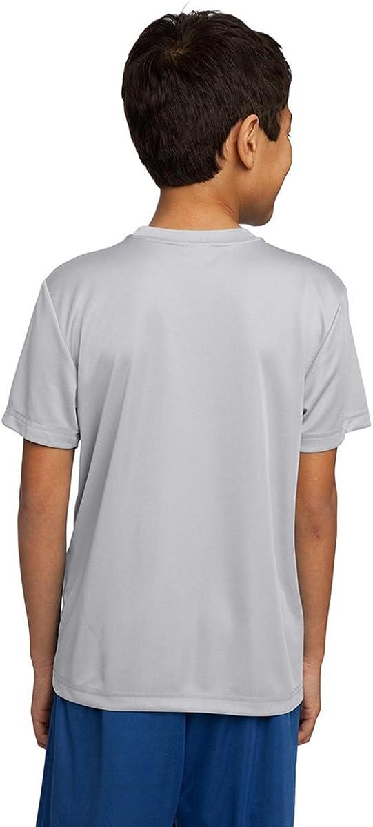 Sport-Tek Youth Comfort Lightweight Competitor T-Shirt/_Gold/_Large