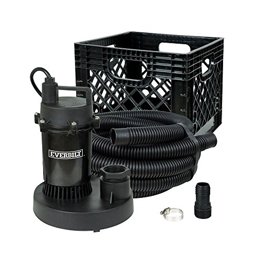 1/4 HP Submersible Utility Pump Kit