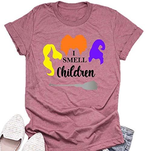 Homemade Child Skeleton Costumes - I Smell Children Shirt Women Funny