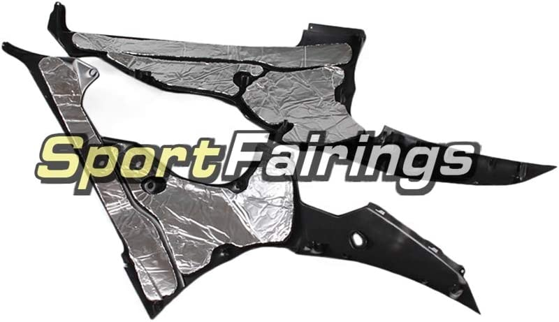 Motorcycle Fairing Protection Heat Shield for Yamaha YZF-600 R6 2008-2016 09 10 11 12 13 14 15 Heat Barrier Motorbike Bodywork Heatshield