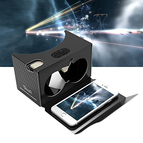 54ecb7bce5ce VeeR 3D Virtual Reality Headsets for VR 360 videos   movies compatible with  Android