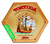TORTUGA Caribbean Coconut Rum Cake - 4 oz. - The Perfect Premium Gourmet Gifts