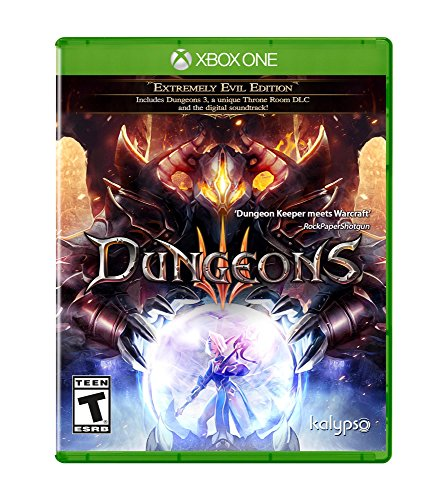 Dungeons 3 - Xbox One (Best Real Time Strategy Games Xbox One)