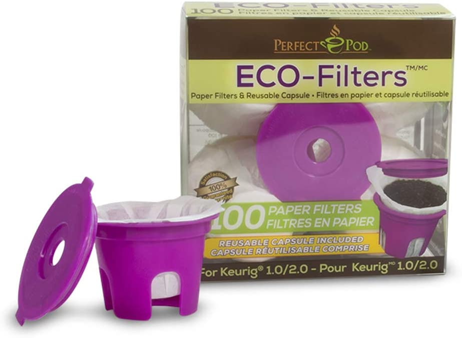 Eco-Filters by Perfect Pod