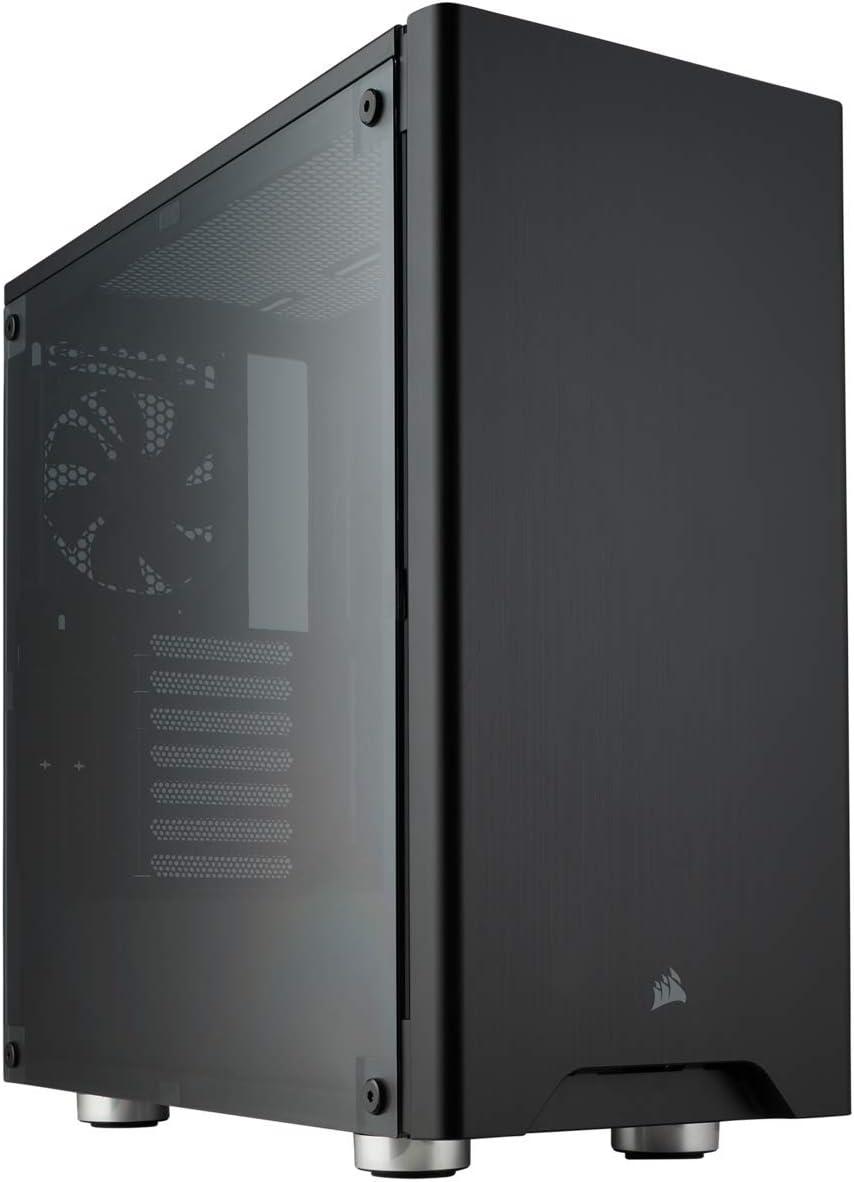 Adamant Custom 8X-Core Liquid Cooled Gaming Desktop Computer PC Intel Core i9 9900K 3.6Ghz 16Gb DDR4 RAM 2TB HDD 500Gb NVMe SSD 750W PSU Wi-Fi Geforce RTX 2080 8Gb Super