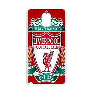 Liverpool Logo For Samsung Galaxy Note4 N9108 Csae protection phone Case FX261876