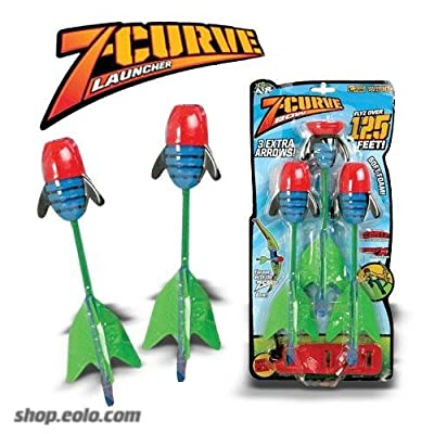 Zing Toys Z-Curve Arrow Refill Pack: Toys & Games
