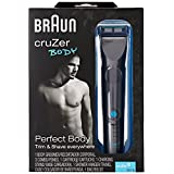 Braun Cruzer 6 Body Shaver, Trimmer, Electric Razor, Razors, Trimmers