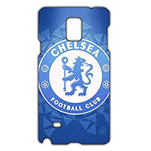 Custom Design FC Borussia Dortmund 09 FC Phone Case Cover For Samsung Galaxy Note 4 3D Plastic Phone Case