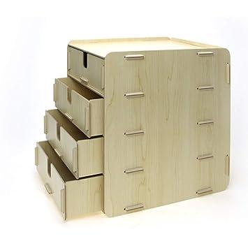 lokauf Caja Cajones Madera - Bandeja para cartas cajón ...