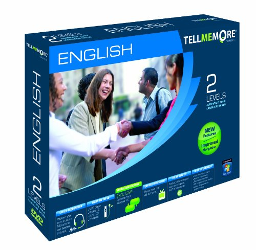 Tell Me More v 10 English - 2 Levels