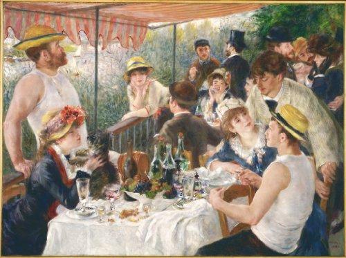 Renoir Jeunes Filles Au Piano - Renoir Searching For Light Bundles (Artistic Inspiration Book 2)