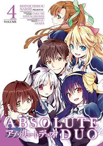 Absolute Duo Vol. 4