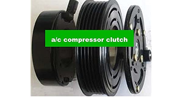 GOWE automático a/c compresor embrague para scs08 automático a/c compresor embrague para Fiat Punto (188)/Panda/ldea/Doblo (223): Amazon.es: Bricolaje y ...