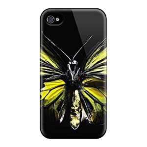 Maria N Young FdfjOYx3261twKjm For Apple Iphone 5/5S Case Cover Case Butterfly